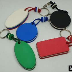 Key Pendant made of EVA foam