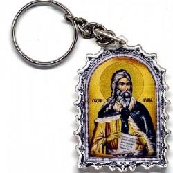 Plexiglas Key Pendant St. Prophet Ilija (4.7x3.5)cm
