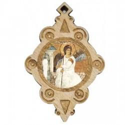 Medaljon Beli Anđeo (4.3x2.9)cm