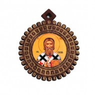 The Medallion of St. Sava (3.5x3)cm